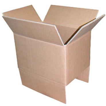 Caja de cartón (ref. FEFCO 0201)
